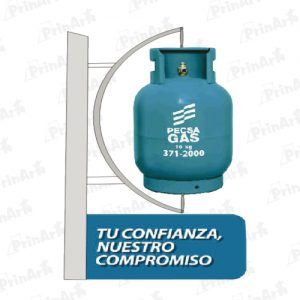 FLANGER PECSA GAS