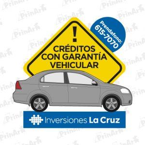 AMBIENTADOR PRESTAFONO INVERSIONES LA CRUZ