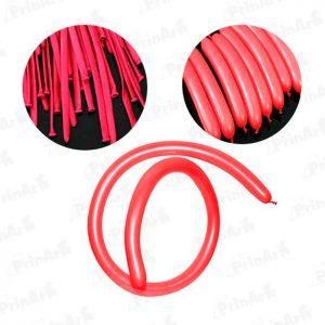 Globo Pencil Rojo