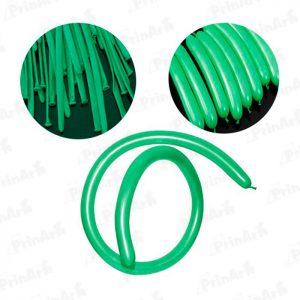 Globo Pencil Verde