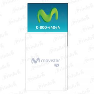 PORTANOTAS IMANTADO MOVISTAR