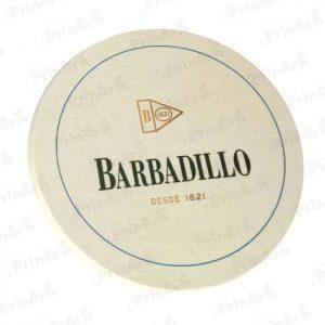 Posavasos Barbadillo
