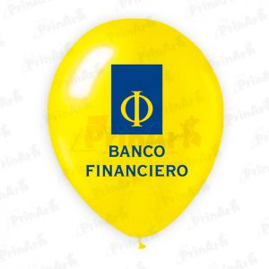 Globo Banco Financiero 1 Cara