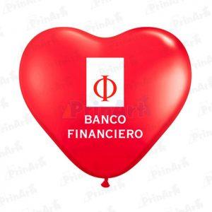 Globo Corazon Banco Financiero