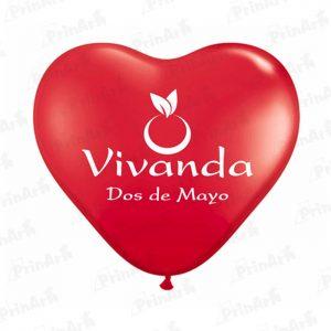 Globo Corazon Vivanda