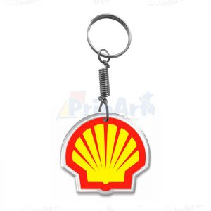 Llavero Acrilico Shell