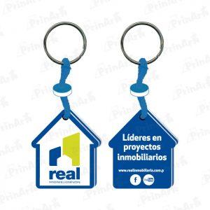 Llavero Microporoso Inmobiliaria Real