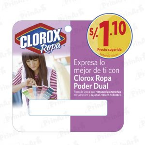 POP-MATERIAL-CLOROX