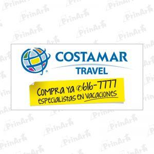 Sticker-Costamar-Travel