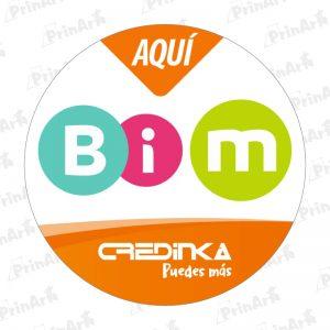 Sticker-Credinka