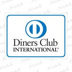 Sticker-Diners-Club