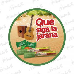 Sticker-La-Segoviana