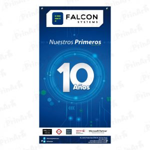 banner falcon systems