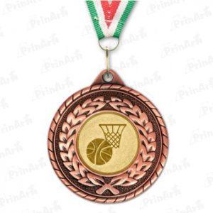 Medalla de Bronce Olimpiadas Escolares Basket