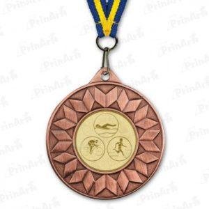 Medalla de Bronce Olimpiadas Escolares Triatlon