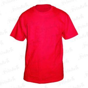 Polo-Jersey-Rojo