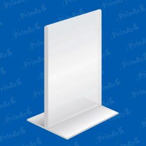Porta Afiche A3 Entel Transparente