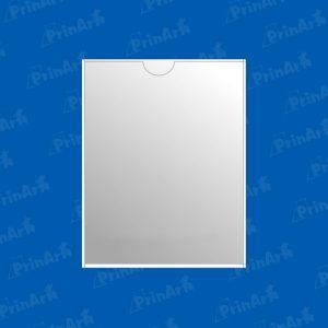 Porta-Afiche-A5-Transparente