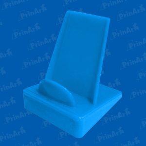 Portacelular Termoformado Azul