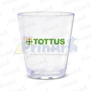 Vasos de Plastico Publicitario Tottus