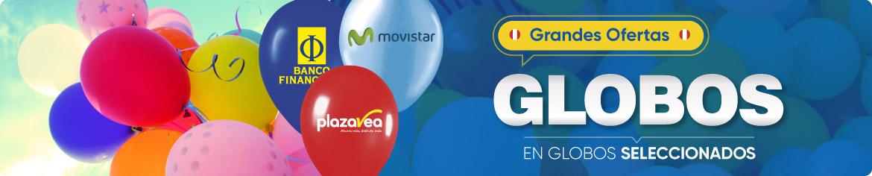 Globos Personalizados Publicitarios en Peru