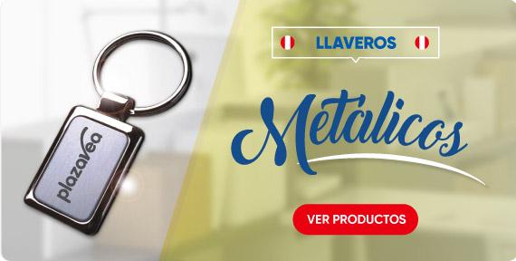 Llaveros Metalicos Personalizados
