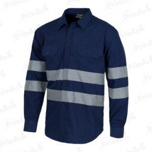 camisa-azules-manga-larga-publicitaria