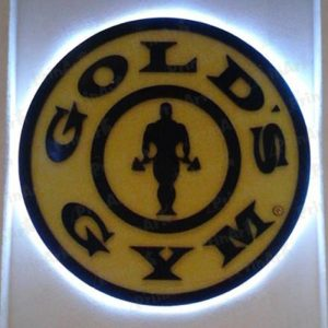 letrero-mdf-gold-gym-iluminado