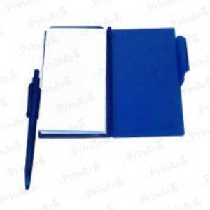 Libreta de Notas Azul