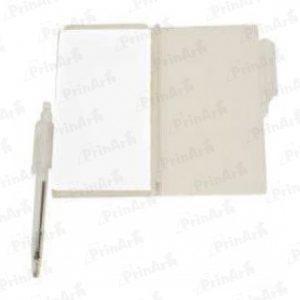 Libreta de Notas Transparente